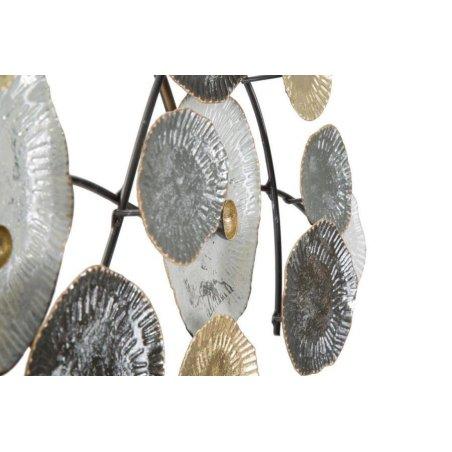 Round Leaf Iron Brush Cm 92X5,5X50 - 3