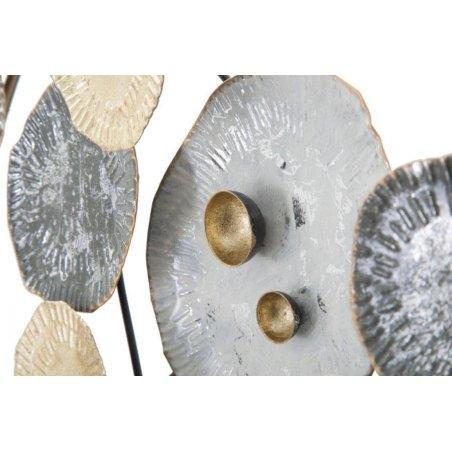 Round Leaf Iron Brush Cm 92X5,5X50 - 4
