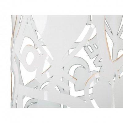 Porta Ombrelli White Heart Cm Ø 21X55 - 2 -