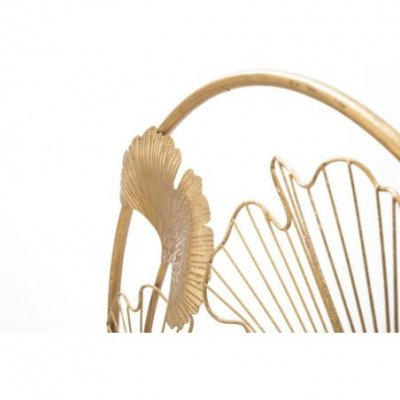 Little Leaf Sculpture Cm 50X12,5X64 - 4
