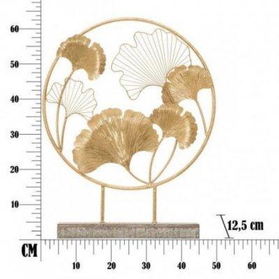 Little Leaf Sculpture Cm 50X12,5X64 - 7