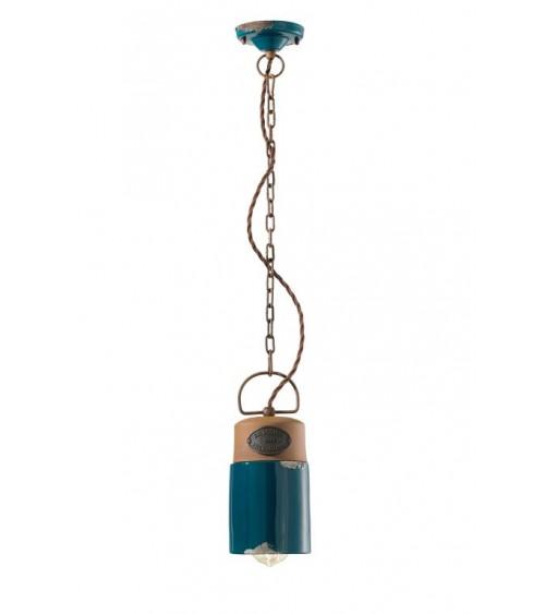 Ferroluce: Industrial Ceramic Suspension Retrò Collection