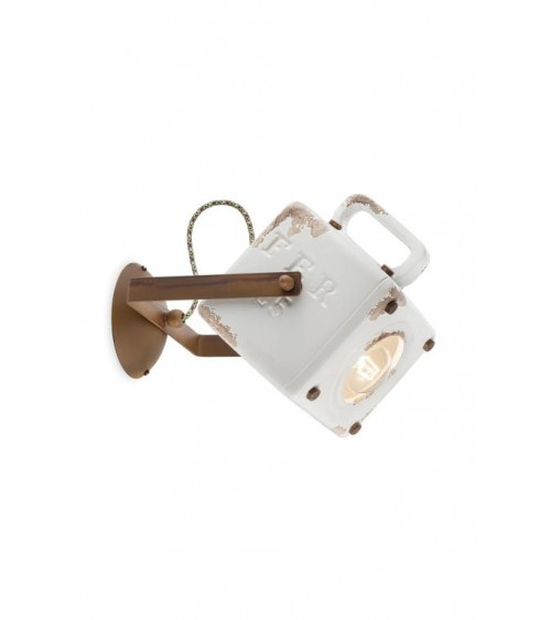 Ferroluce: Industrial Wall Lamp Retrò Collection