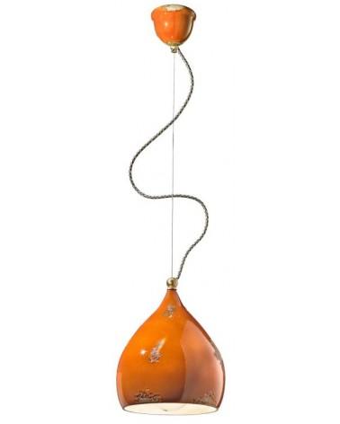 Ferroluce: Suspension Lamp H 29 cm Vague Retrò Collection