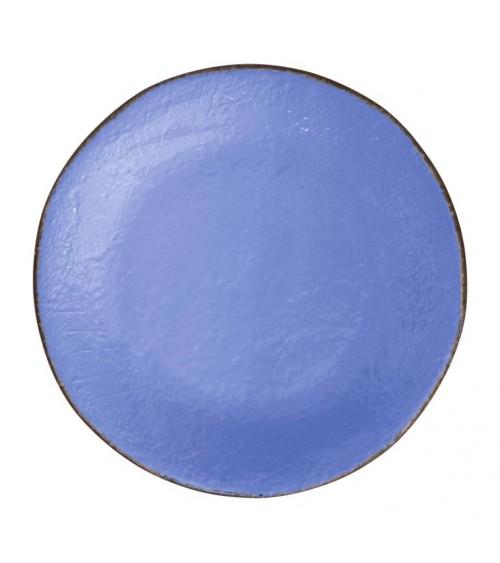 Assiette plate en céramique 26 cm - Set 6 Pcs - Preta