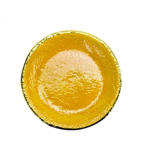 Keramik Obstplatte - Set 6 Stück - Preta Oro - Arcucci