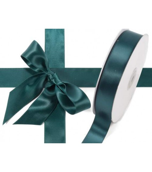 Double Satin Ribbon 25 mm x 50 mt for DIY Favors or Gift Packs