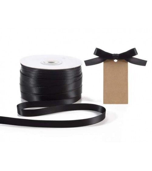 Double Satin Ribbon 10 mm x 100 mt for DIY Favors or Gift Packs