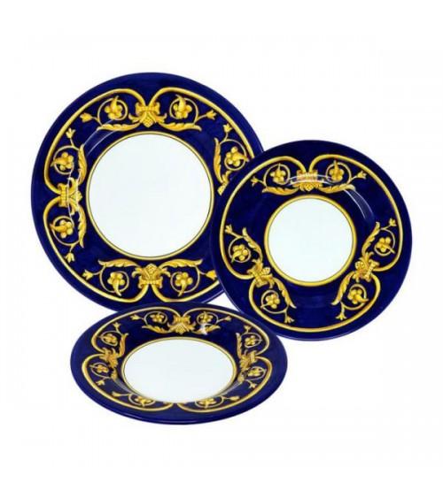 Principe Dishes Set For 4 People - Ceramica Deruta