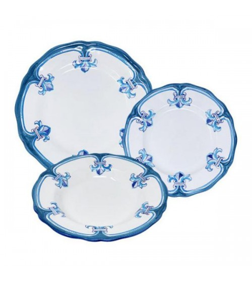 Little Prince Dinner Set For 4 People - Ceramica Deruta