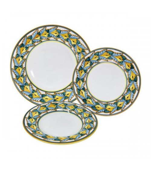 Cooking Dishes Service For 4 People - Ceramica Deruta
