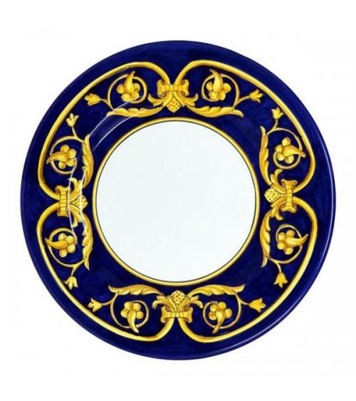 Principe Wall Plate - Deruta Ceramic