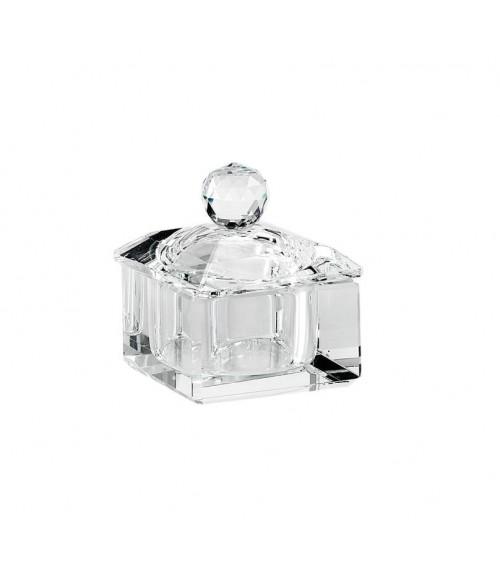 Favor Argenti Fantin - Crystal box 5.5 cm x 5.5 cm x H 6.5