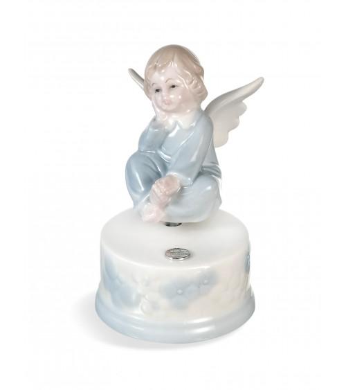 Favor Baptism Argenti Fantin - Carillon Angelo