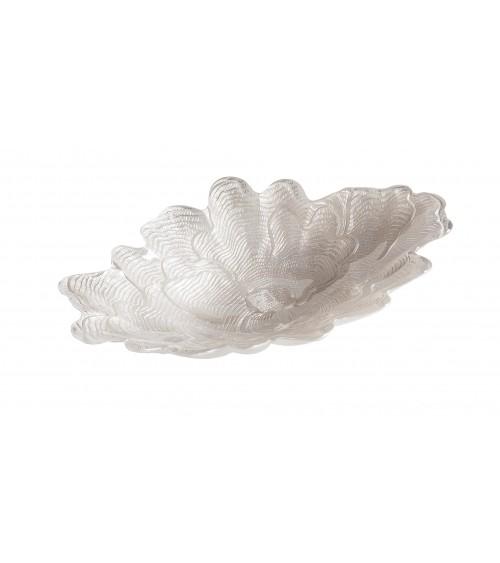 Favor Argenti Fantin - Glass bowl 44 x 28 cm