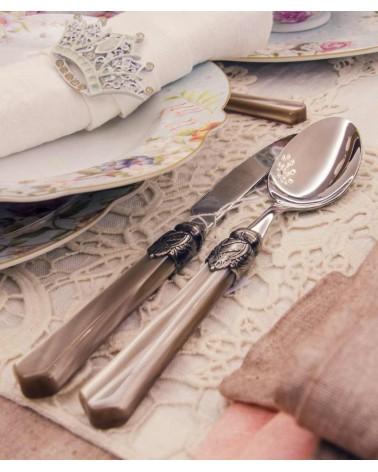 Vittoria Rivadossi Cutlery Set 75pcs Champagne - 2