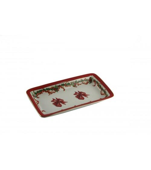 """""""Christmas"""" Ceramic Tray - Royal Family - 2"""
