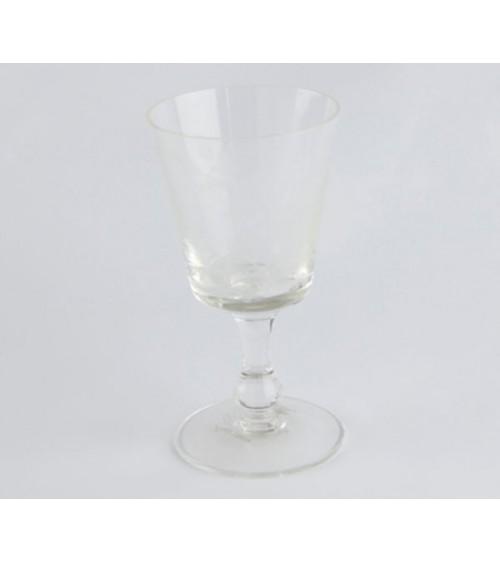 Set 6 Calici Acqua in Cristallo Trasparente con Decoro Floreale - Royal Family