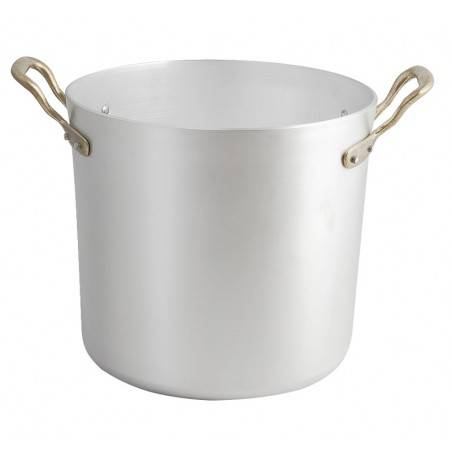 cylindrical pot