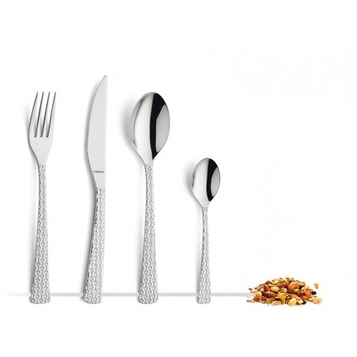 Amefa: 18/10 Stainless Steel Cutlery - Livia 24pcs Set - 1
