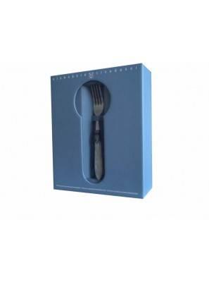 Rivadossi scatola 24pz azzurra
