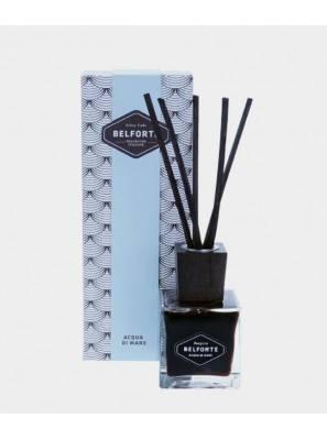 Room Fragrance Diffuser - Belforte - 100 ml Black Cube - 1