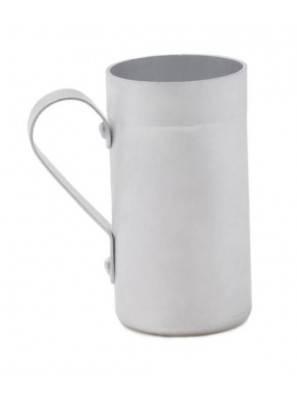 Tazza in alluminio cilindrica alta
