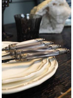 Set 4pcs Rivadossi Stainless Steel Cutlery - Arianna