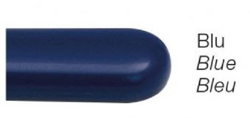 Miranda posate acciaio inox 18/10 e manico color blu