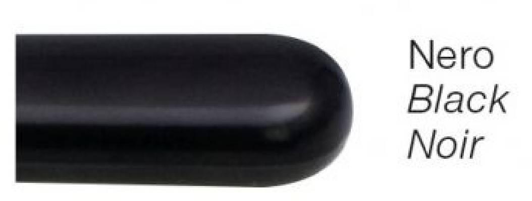 Miranda posate acciaio inox 18/10 e manico colore nero