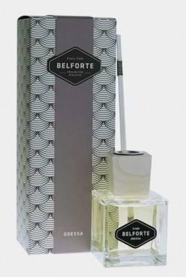 Diffusore  fragranze con sticks 100 ml - Profumazione Odessa - Belforte Fragranze Italiane