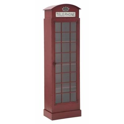 Telephone Booth  London New Cm 52X30X180