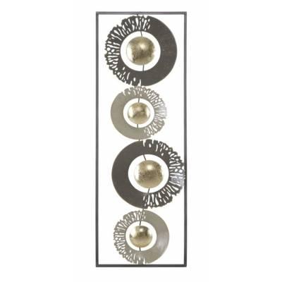 Panel In Iron Ring Cm 31X3X89,5 - 1