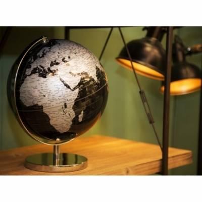 Globe Black Cm Ø 25X34 - 1
