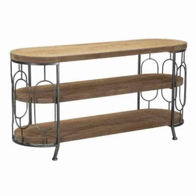 Industrial New Mexico TV stand 121X40X61.5 cm