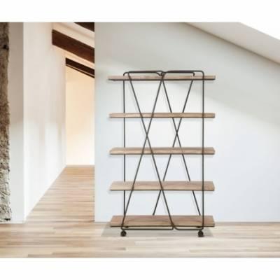 Book Shelf Trox Cm 119,5X44X187 - 7