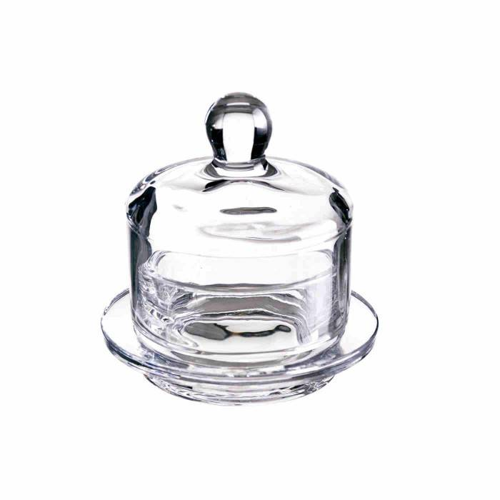 Favor in jewelry glass with lid Ã~75 - 1