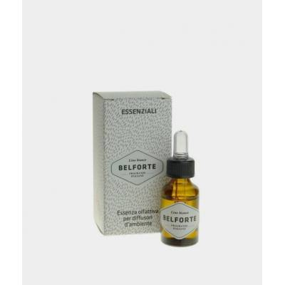 Concentrated Essential Oil - Belforte - White Linen Fragrance 15 Ml