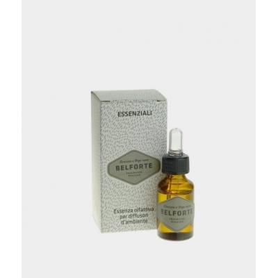 Huile Essentielle Concentrée - Belforte - Parfum Gingembre et Poivre Noir 15 ML
