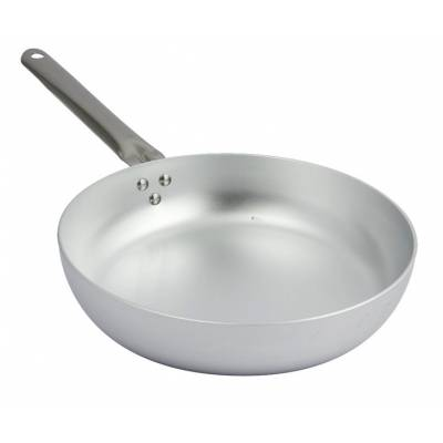Professional Aluminum Pan with Steel Handle