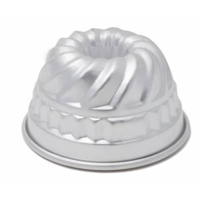 Tube Cake Mold for Donut in Aluminum