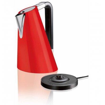 Casa Bugatti - Kettle for the Kitchen - Vera Easy - Red